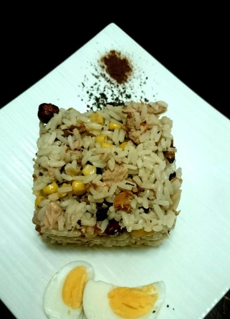 Isbilia rice salad