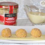Christmas canapés: Chickpea and White Tuna Bites