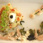 Fun rice salad for kids