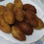 "Mussel croquettes ""for beginners"""