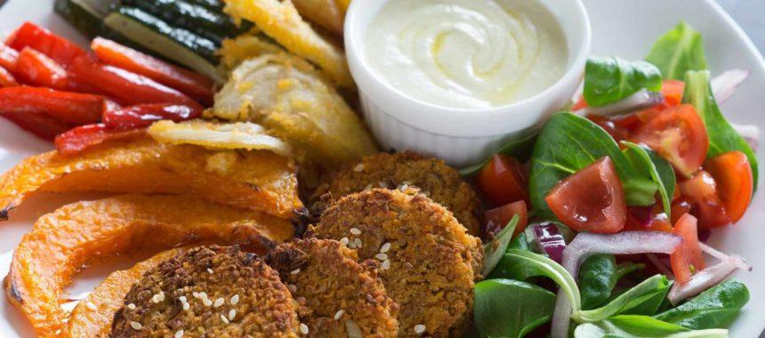 4 veggie burgers for meatless Mondays
