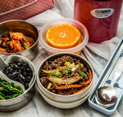 Tips and ideas for healthy tupperware